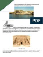 Los Speos de Ramsés II en Abu Simbel