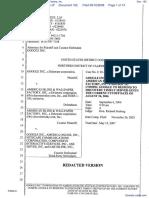 Google Inc. v. American Blind & Wallpaper Factory, Inc. - Document No. 162