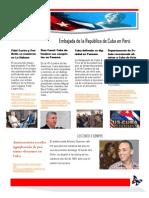 Boletín Cuba de Verdad Nº 60-2015