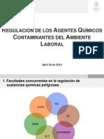 Regulación de Los Agentes Químicos Contaminantes 01 (1)