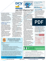 Pharmacy Daily for Fri 10 Apr 2015 - Gov pay OMT dispense fees?, National real time pseudo recording, PSA call to action, Events Calendar, and much more