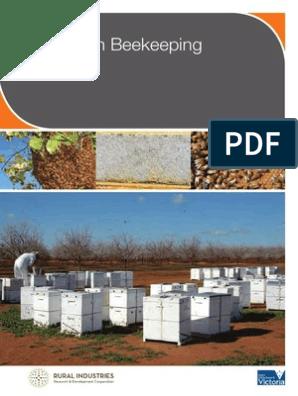 Australian Beekeeping Guide 2015 | Honey Bee | Beehive
