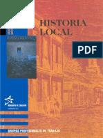 Oliva 1998 Historia Local