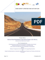 Kirgisistan, proposed road safety strategy