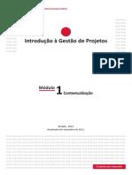 Gestão de Projetos - Módulo 1