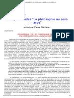 PROGRAMME FORT ET PROGRAMME FAIBLE EN SOCIOLOGIE DE LA CONNAISSANCE.pdf