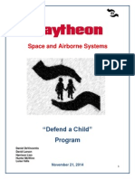 defend a child program proposal