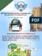 Clase N° 9-A, Evaluacion y Ponderaion de Impacto Amb..pptx