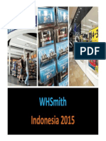 WHSmith Indonesia Buying Opportunity