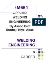 1 - Welding Engineering & Career