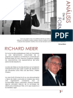 RICHARD MEIER ANALISIS DE LA FORMA