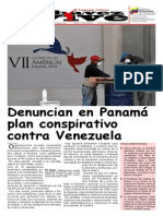 Diario Chávez Vive (491) 08-04-2015