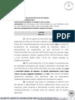 Acórdão Insolvência Transnacional OGX