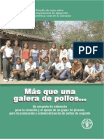 Fao-MÁS QUE UNA GALERA DE POLLOS...