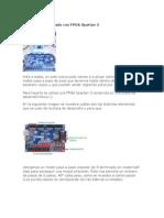 Motor PAP Controlado Con FPGA Spartan 3