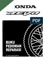 Manual Honda Revo