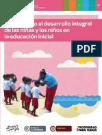 Educacion Inicial modulo 5º