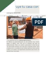 Construye Tu Casa Con Éxito
