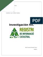 Investigación RIC
