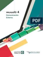M04 - L16 -Relación Con La Prensa y Relación Con La Comunidad