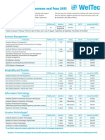 1_ International Programmes and Fees 2015