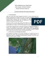 Informe 1 - Diseño de Carreteras