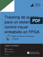 Tracking de Puntos Para Un Sistema de Control Visual e TORRES MURCIA ALBERTO