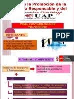 Diapositivas Transporte Sectores