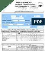Censo Secundaria