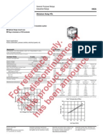 ENG DS PCL Series Relay Data Sheet E 0612