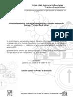 Curso de Capturista y Secretaria Administrativa Basificacion Uaz 2011 (1)
