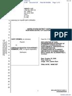 Kremen v. American Registry For Internet Numbers Ltd. - Document No. 28