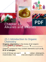Alkanes and Alkenes