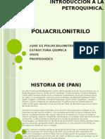 Poliacrilonitrilo