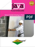 Brosur & Spesifikasi Gypsum Firarated
