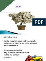 Chapter - 5 Venture Capital