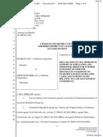 IO Group, Inc. v. Veoh Networks, Inc. - Document No. 20