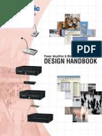 Amplifier Design Hand Book