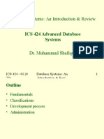 01 an Introduction and Review of Database Systems