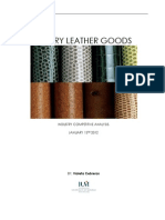 Cebreros Violeta Industry Analysis- Leather Goods[1]