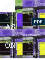Jim Leftwich - AT AS ON