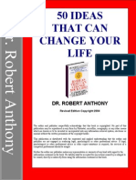 50 Ideas to Change Life_Robert Anthony