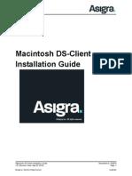 Installation Dsclient Mac