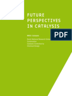 Future Perspectives in Catalysis