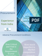 Improving Competition in Public Procurement - 2