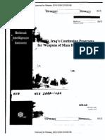 Læs USAs Irak-vurdering her: