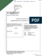 CLRB Hanson Industries, LLC et al v. Google Inc. - Document No. 86