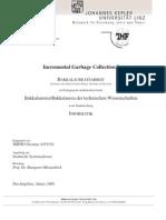 C. Wirth, Incremental Garbage Collection I. Seminar Aus Softwareentwicklung