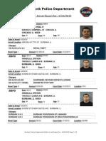 public arrest report for 10apr2015