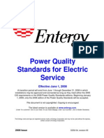 0. Power Quality Standards